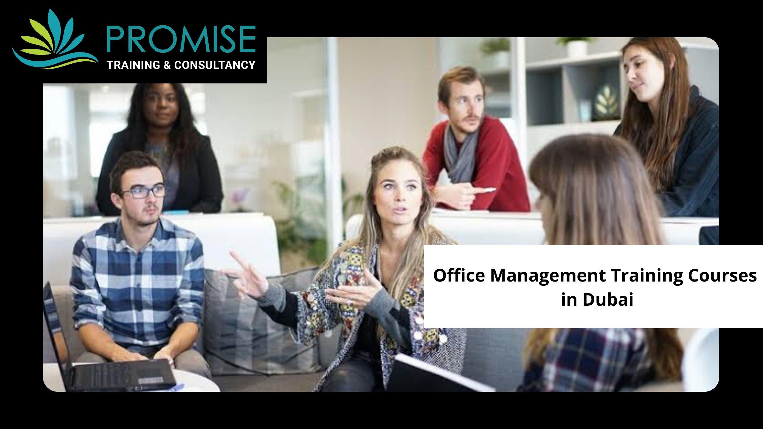 Office Management Training Courses in Dubai