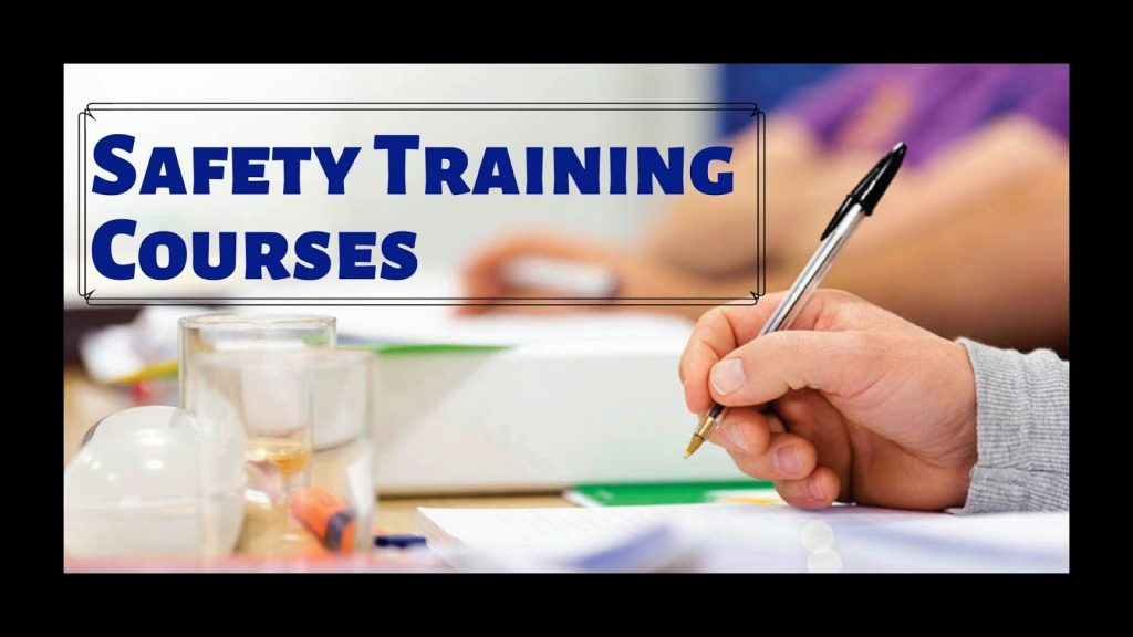 Safety Training Courses in the UAE